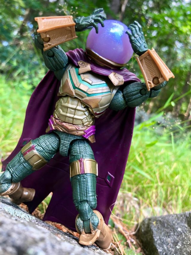 Review Marvel Legends Mysterio Far From Home Figure