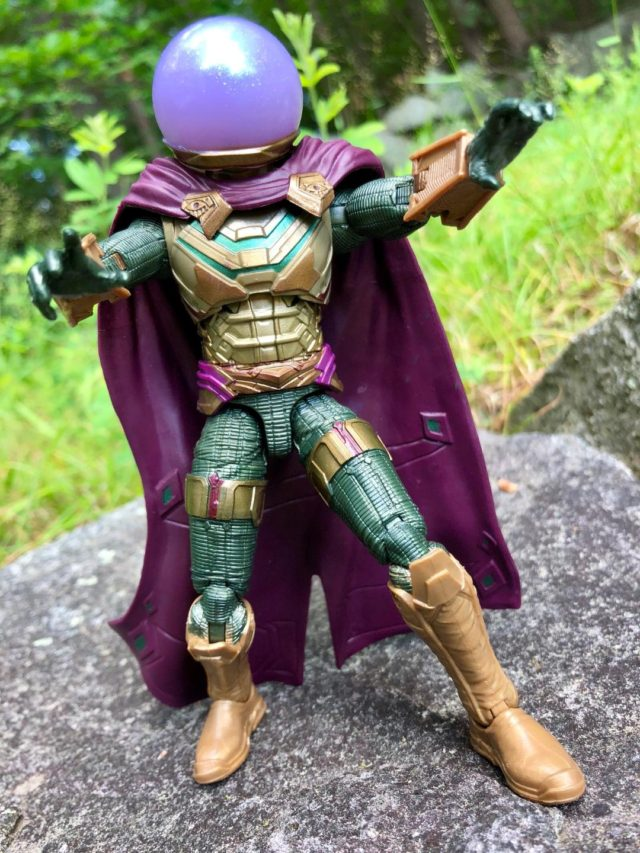 Spider-Man Far From Home Marvel Legends Mysterio Action Figure