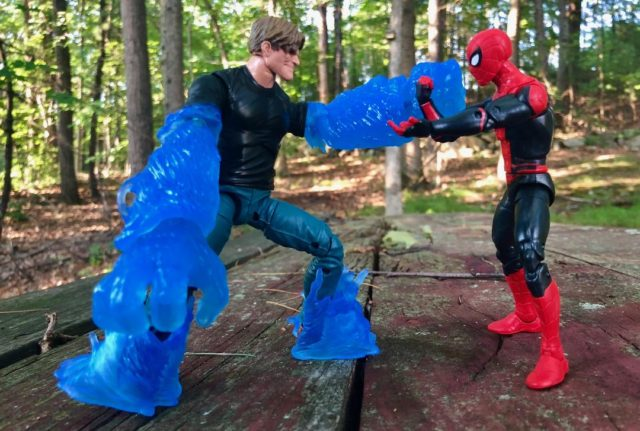 Spider-Man Marvel Legends Hydro Man Action Figure Hasbro