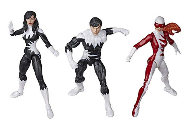 Marvel Legends Northstar Aurora Vindicator Figures