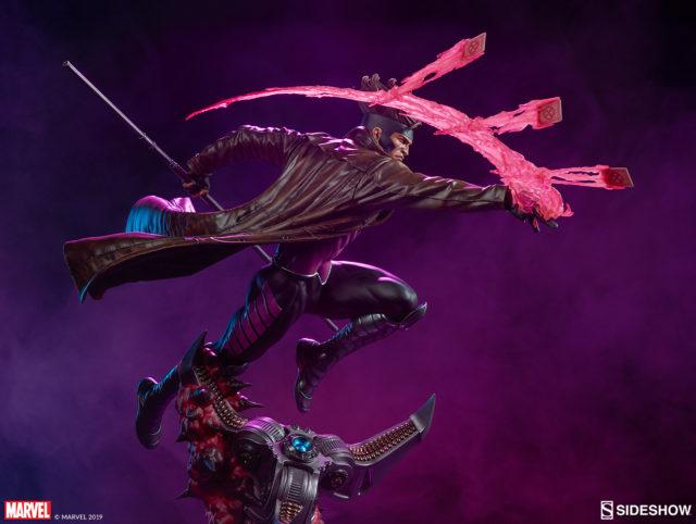 Sideshow Collectibles Gambit Statue Premium Format Figure