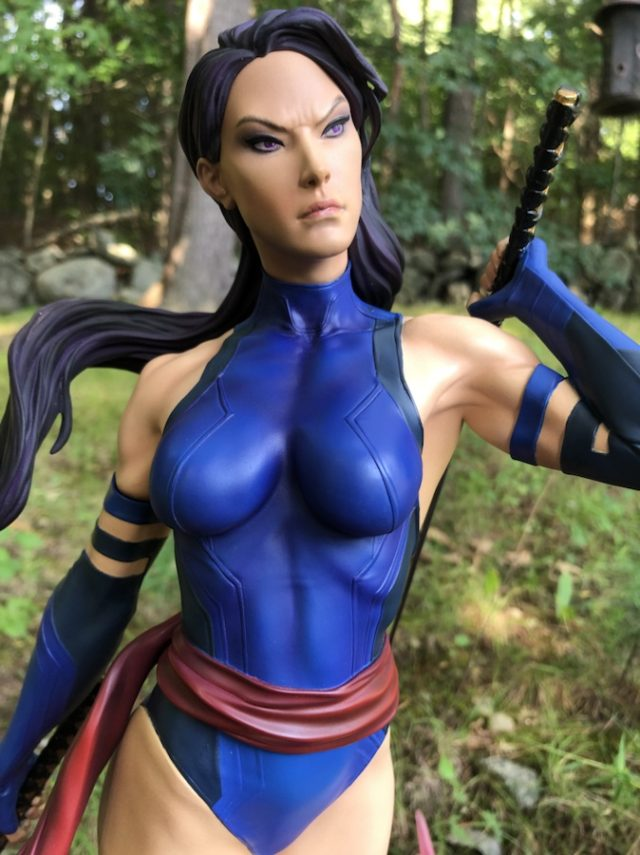 Sideshow Collectibles Premium Format Psylocke Statue