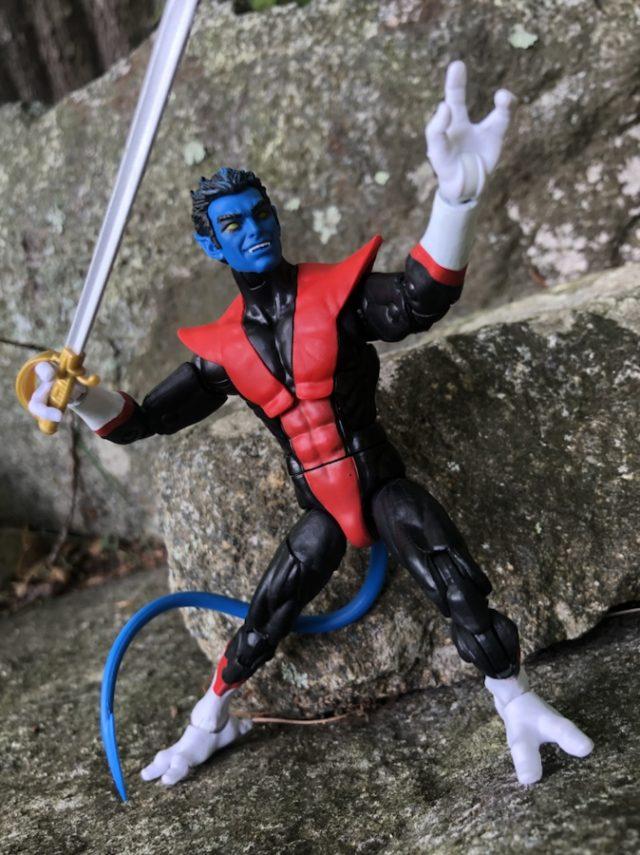 "X-Force Legends Nightcrawler 6"" Figure Review"