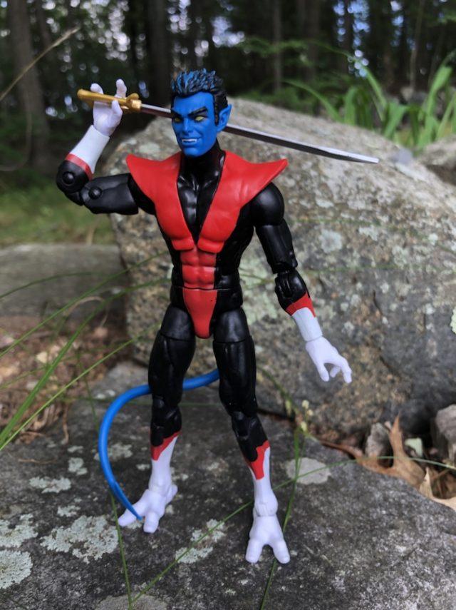 Nightcrawler Legends Six Inch Figure Hasbro Review