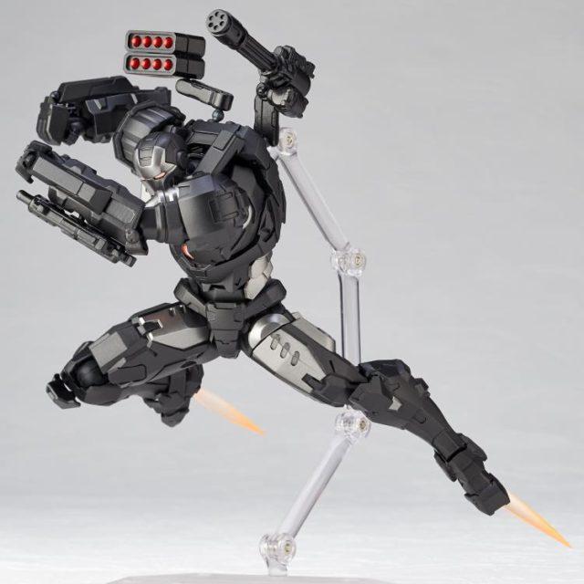 Marvel Revoltech War Machine Six Inch Figure