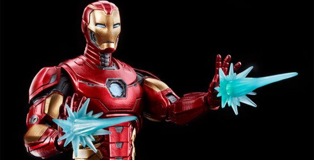 GamerVerse Iron Man Marvel Legends Avengers Video Game Action Figure