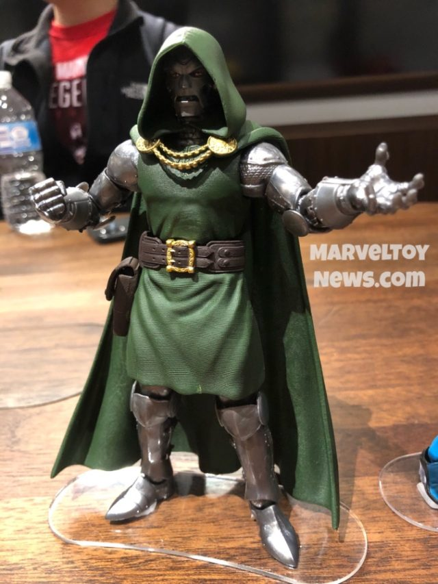 2020 Marvel Legends Fantastic Four Doctor Doom Figure New York Comic Con 2019