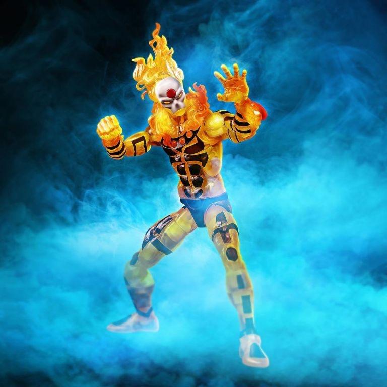 Hasbro Marvel legends X-Men Age of Apocalypse Sunfire Action Figure