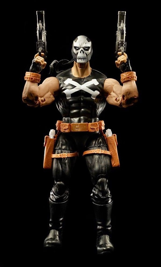Marvel Legends Crossbones Figure 2020