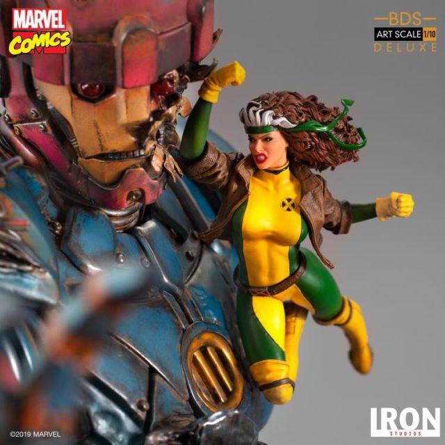 Iron Studios Rogue Statue BDS Sentinel