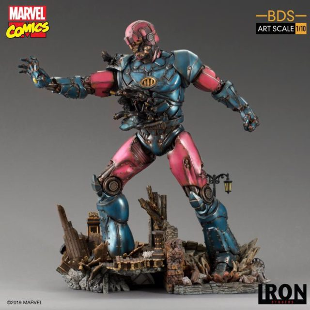 Iron Studios Sentinel Statue #1 without X-Men