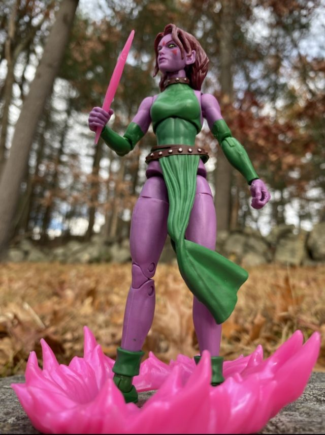 Marvel Legends Blink Review