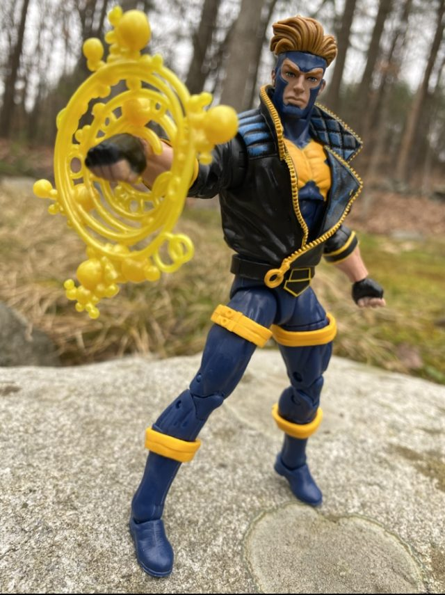 Hasbro Marvel Legends 2019 Havok Figure with Energy Effects Review