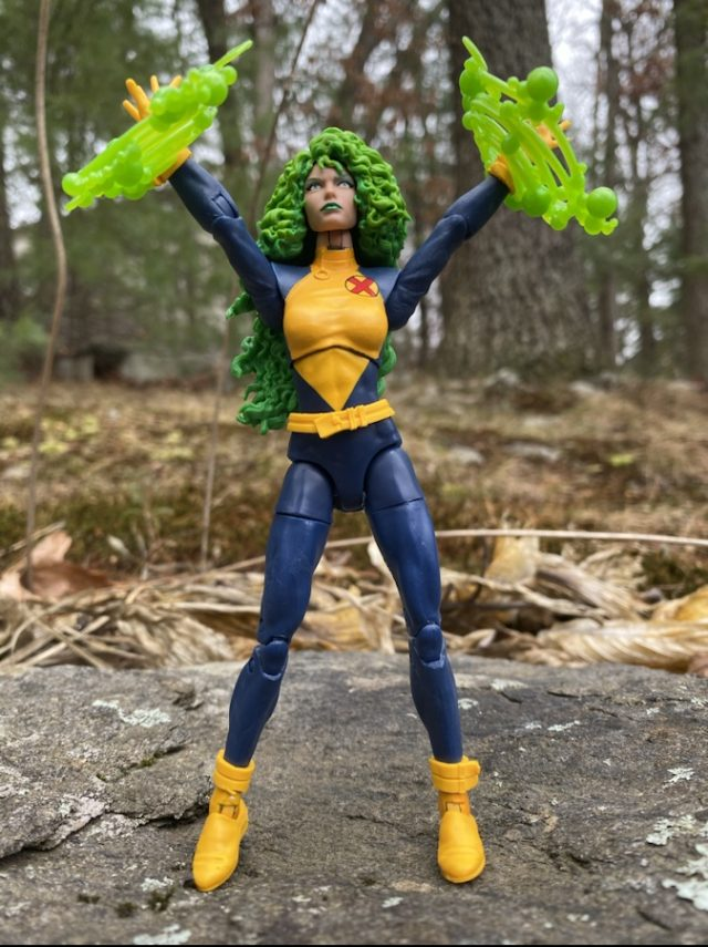 Polaris X-Men Legends 80th Anniversary Figure Review