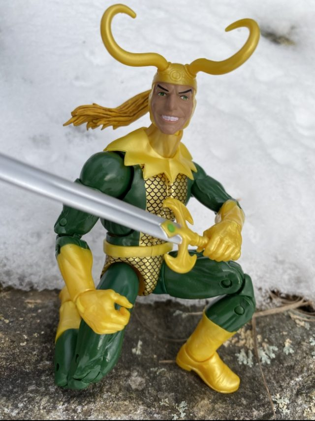 Loki Marvel Legends 2019 Figure Review