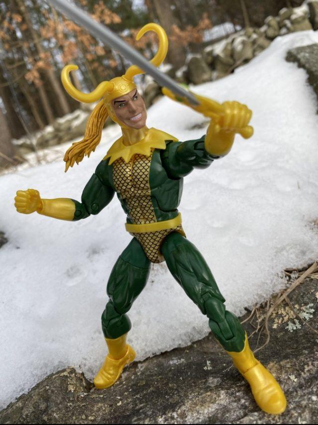Loki Marvel Legends 2019 Figure Classic Avengers Wave 2