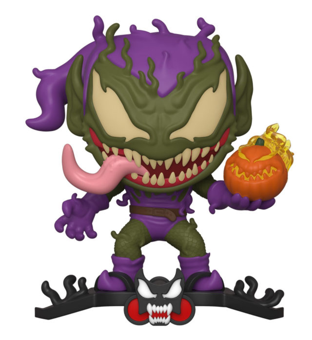 Hot Topic Exclusive Venomized Green Goblin POP Vinyl Figure