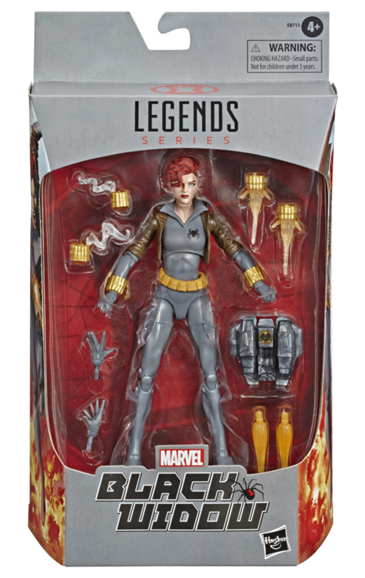 Exclusive Marvel Legends Black Widow Grey White Costume Comic Figures Marvel Toy News About this itemwe aim to show you accurate product information. marvel toy news