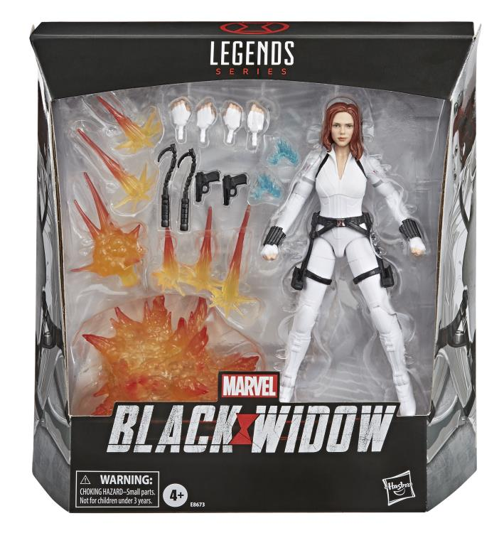 PRE-ORDER Hasbro Marvel Legends Series Black Widow RARE SHIPPED OUT APRIL