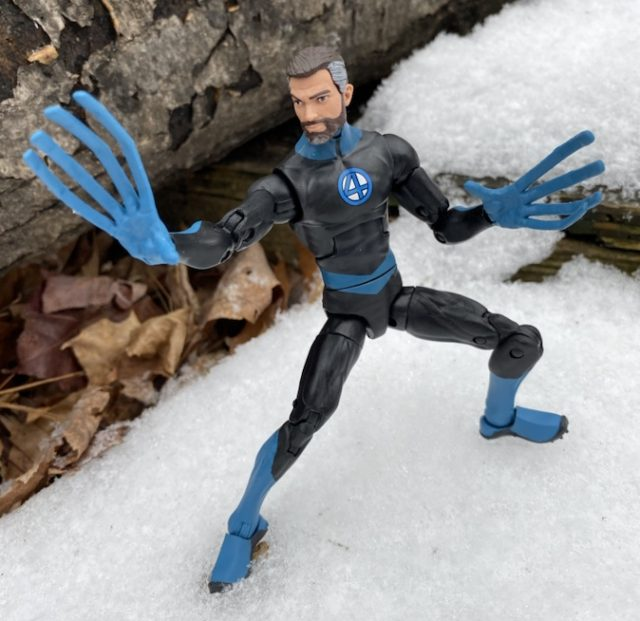 Fantastic Four Legends Mr. Fantastic in Black Costume
