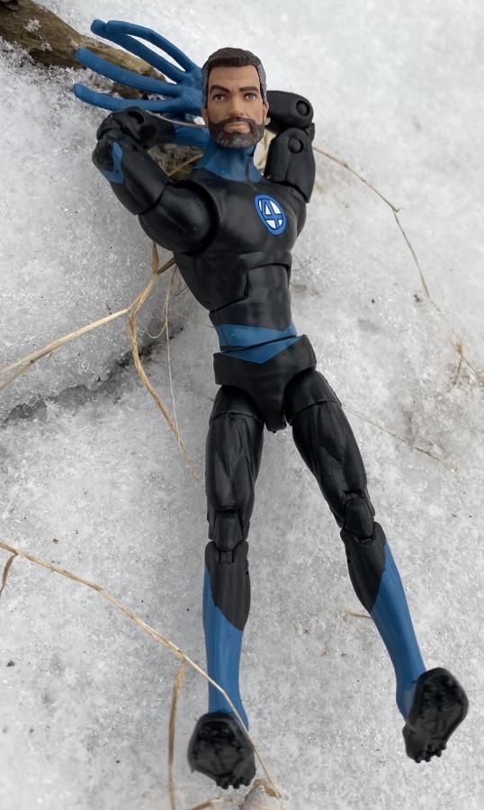 Mr. Fantastic Legends Fantastic Four Series Figure Review