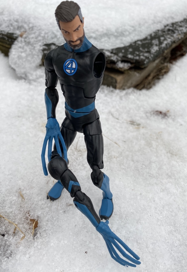 ML Fantastic Four Super Skrull Series with Arm Removed
