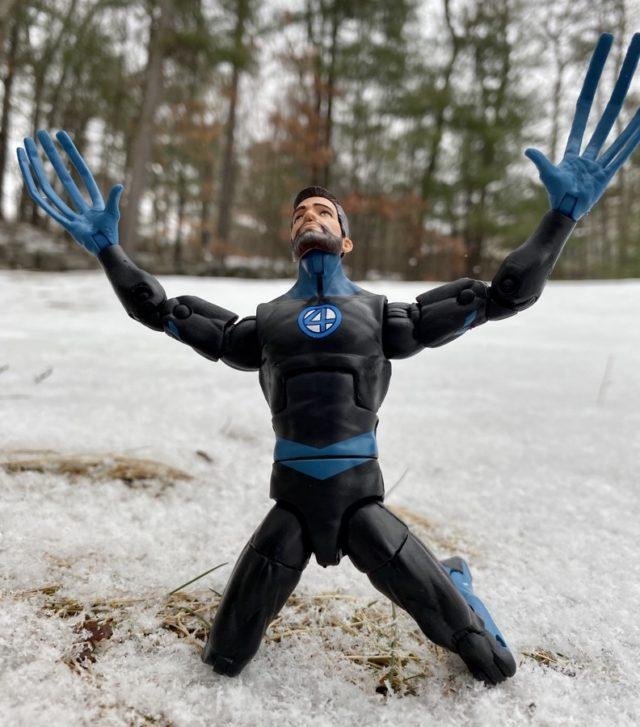 Fantastic Four Marvel Legends 2020 Mr Fantastic Hasbro Figure
