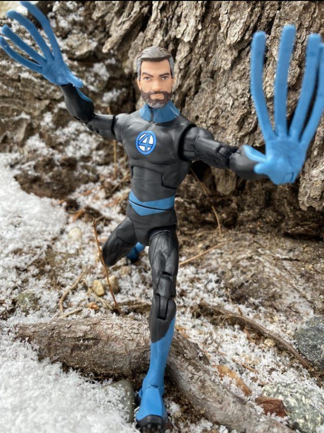 "Hasbro Marvel Legends 2020 Fantastic Four Reed Richards 6"" Figure"