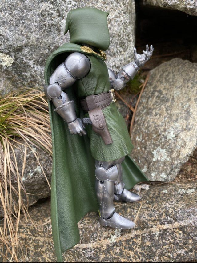Gun Holster on Marvel Legends 2020 Dr Doom Six Inch Figure