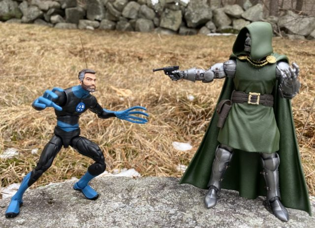 Fantastic Four Marvel Legends Series Doom vs. Mr Fantastic