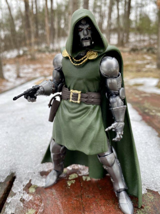 Fantastic Four Legends Doctor Doom Figure Review