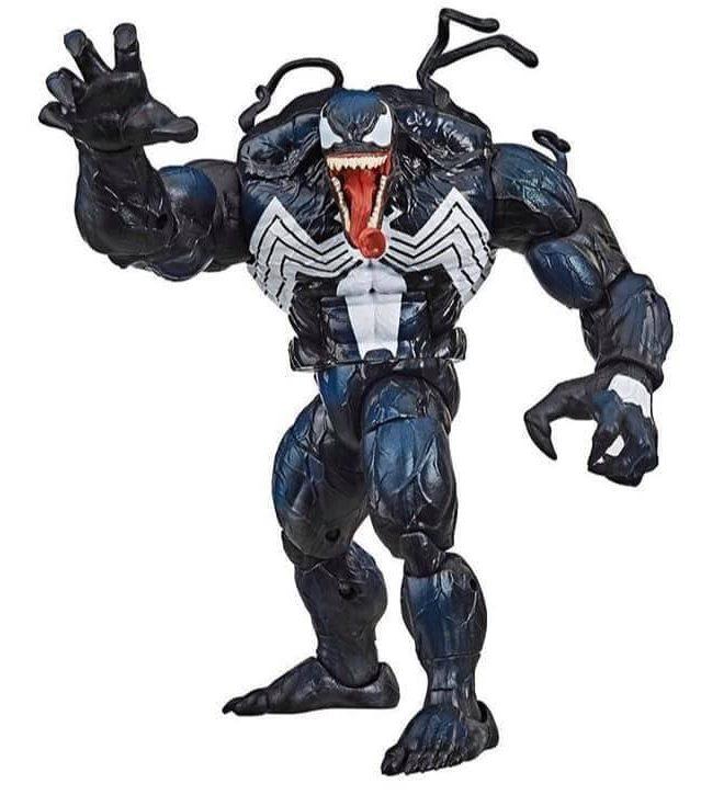 2020 Marvel Legends Venom BAF Repaint Figure