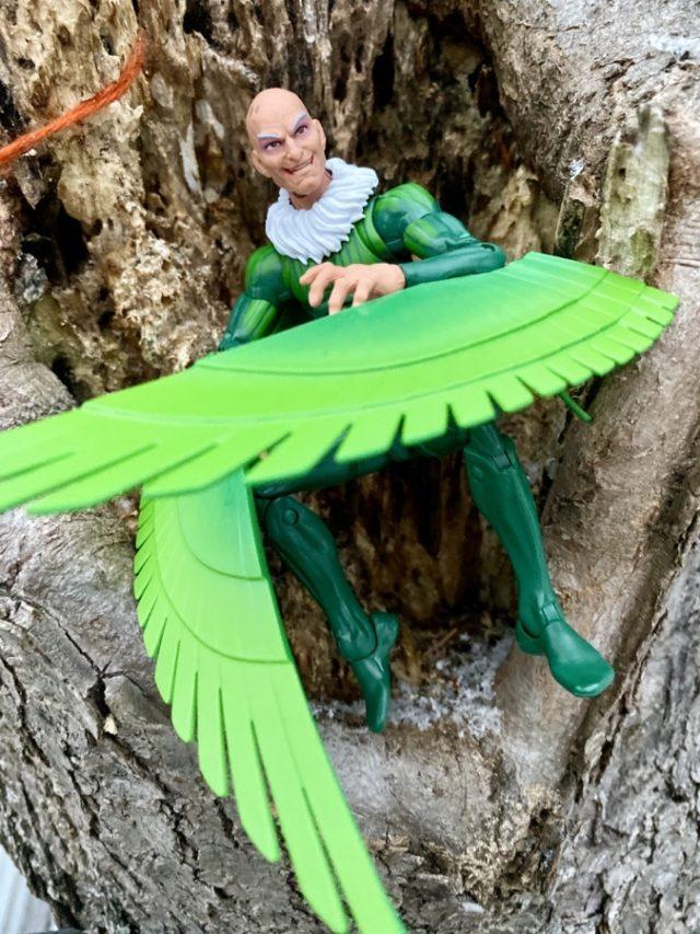 Wings on Marvel Legends Demogoblin Wave Vulture Action Figure