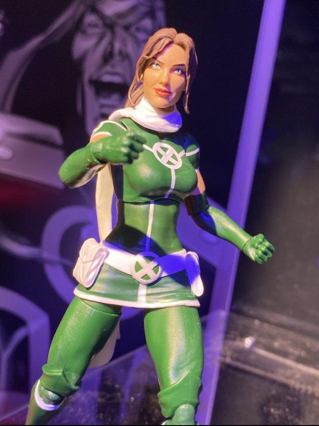 Marvel Legends 2020 Rogue Marvel Legends Figure Close-Up