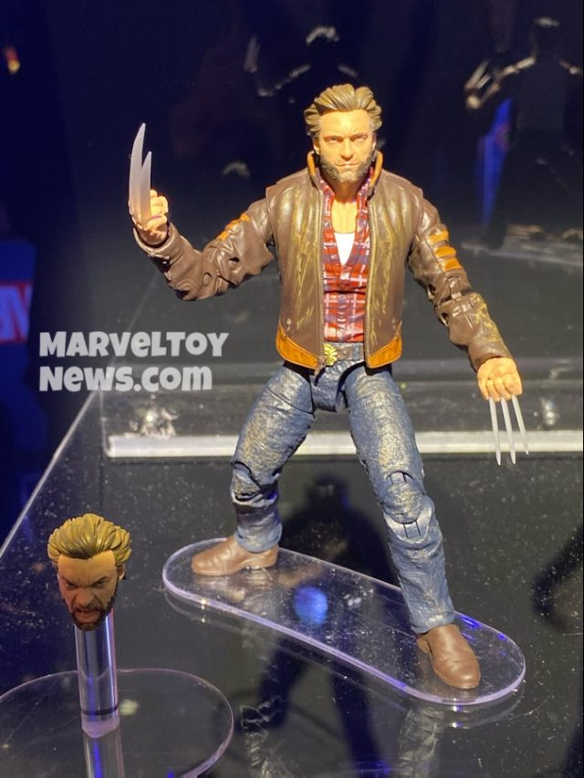 Marvel Legends 2020 Wolverine Movie Figure Hasbro