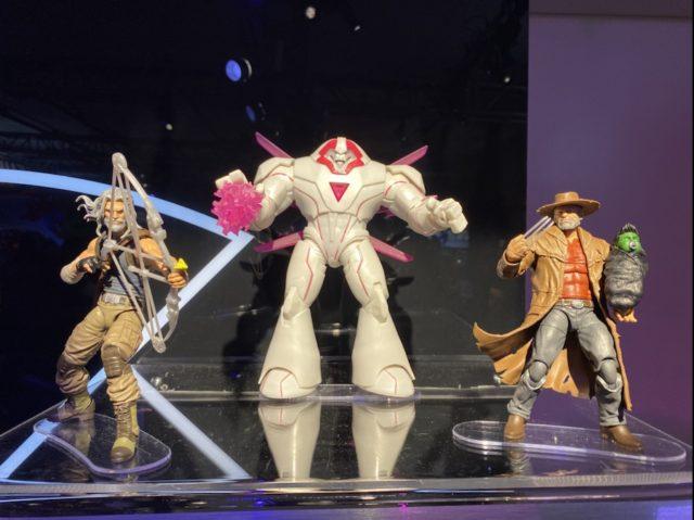 Marvel Legends Figures New York Toy Fair 2020
