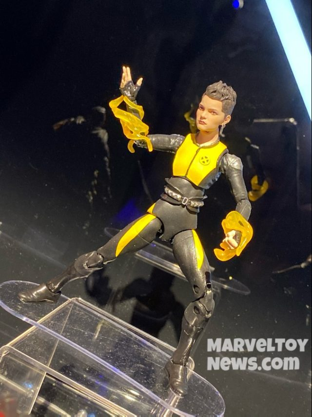 Marvel Legends Negasonic Teenage Warhead Figure