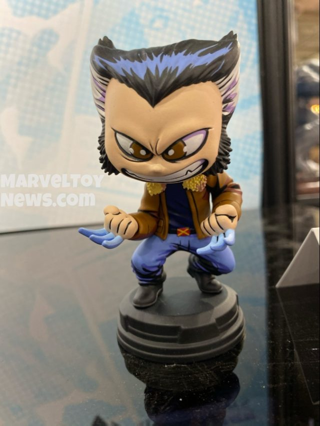 Toy Fair 2020 Skottie Young Marvel Animated Logan Statue
