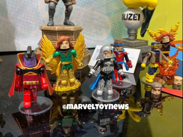 New York Toy Fair 2020 Marvel Minimates Series 81 X-Men Figures