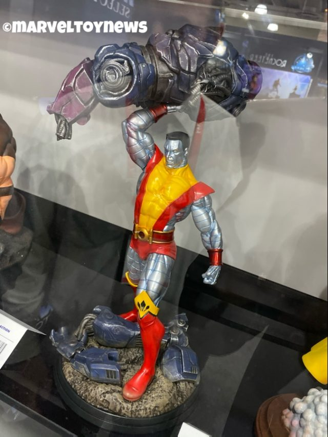 Diamond Select Colossus Statue at New York Toy Fair 2020