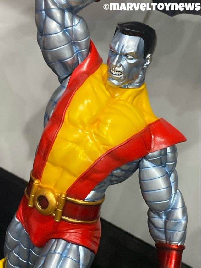 Marvel Premier Collection Colossus Statue at Toy Fair 2020