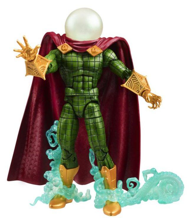 Marvel Legends Mysterio Exclusive Spider-Man Retro Series Figure