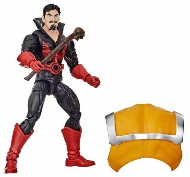 Deadpool X-Force Marvel Legends Black Tom Cassidy Figure