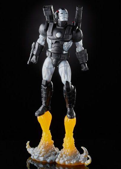 ML War Machine Figure with Boot Thrust Effects Pieces