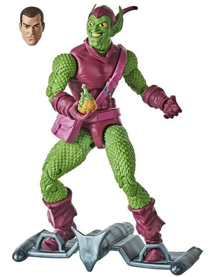 Marvel Legends Green Goblin Retro Series Figure