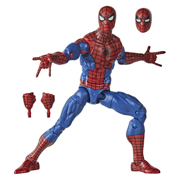 Marvel Legends Retro Series Spider-Man Figure
