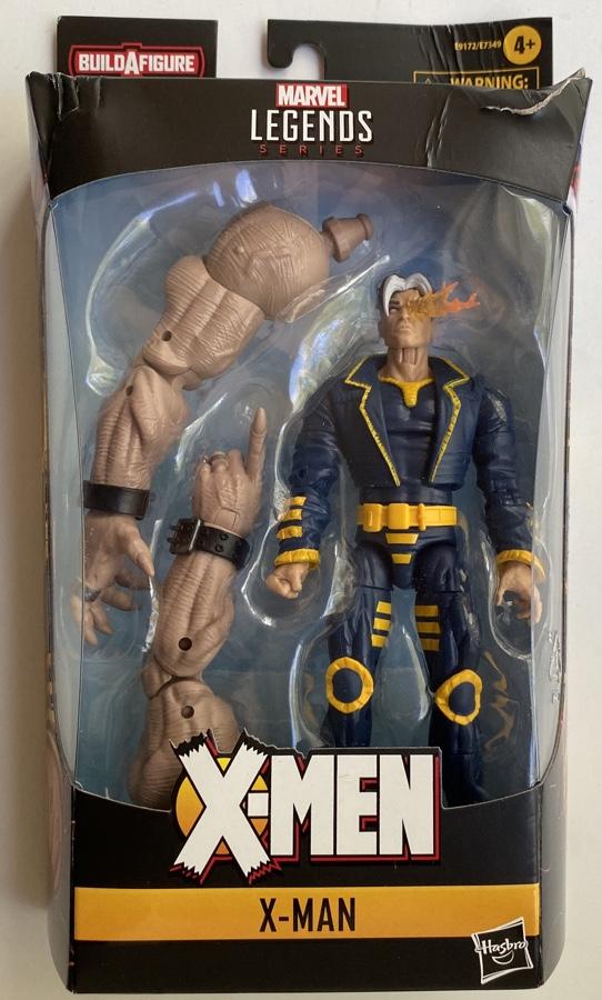 Packaged X-Men Legends X-Man Age of Apocalypse Figure