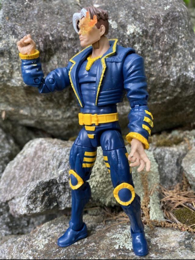 Side View of ML X-Man 2020 X-Men Legends Action Figure