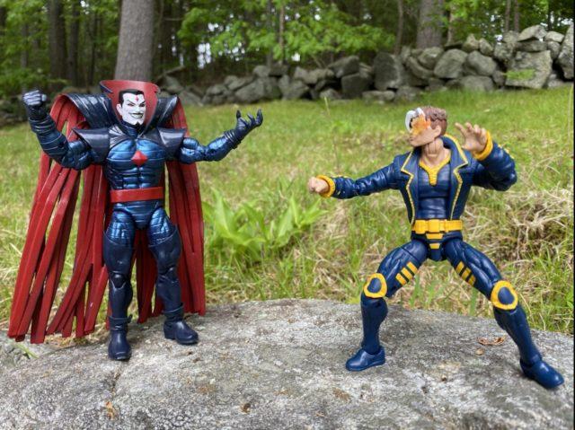 """Marvel Legends Mr. Sinister Vs. X-Man Nate Grey 6"""" Figures"""