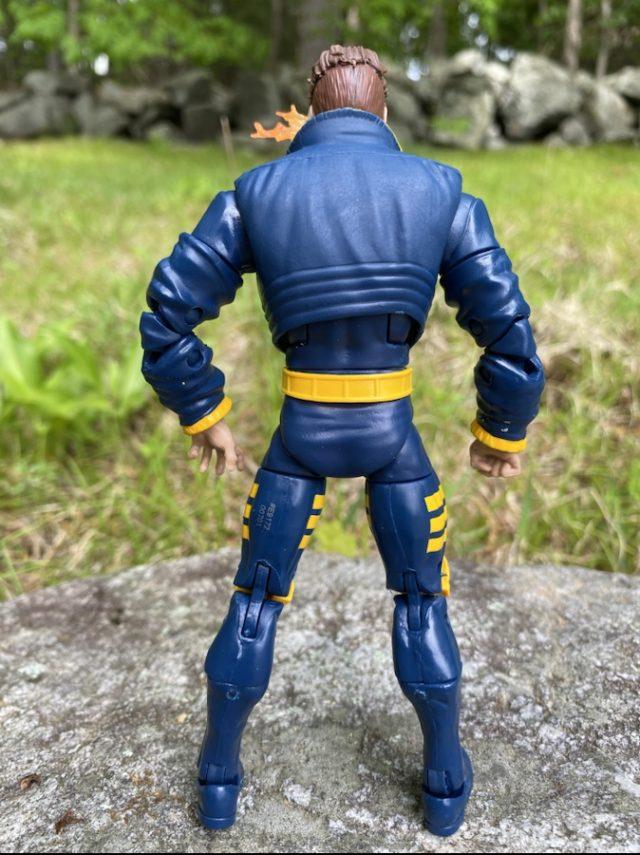 Marvel Legends Sugar Man Series X-Man Figure Back
